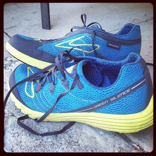 Review : Brooks GreenSilence